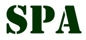 SPA Corporation Logo